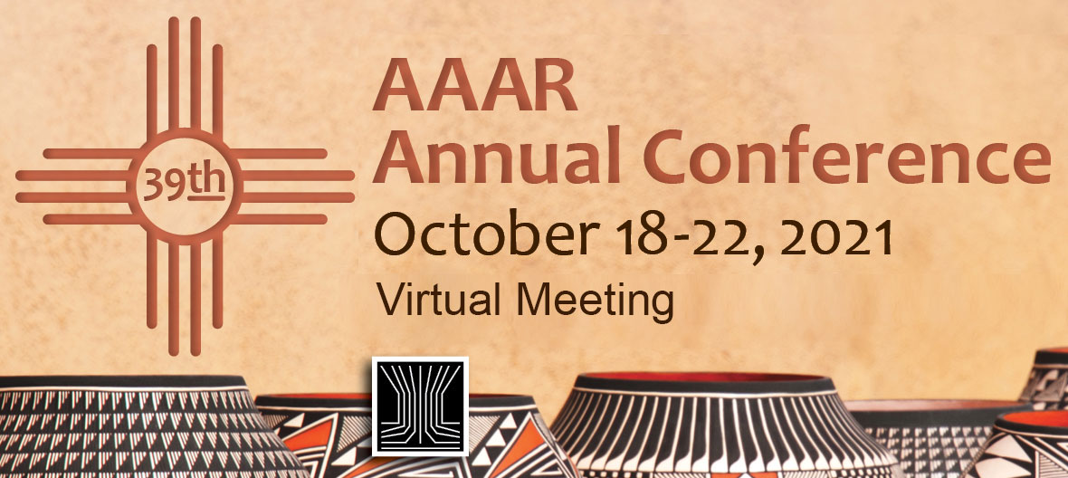 AAAR 39th Annual Conference